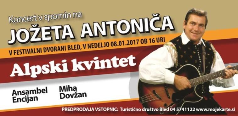 koncert Antonic slo