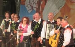 Alpski kvintet danes
