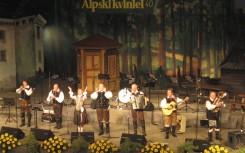 20 Alpski kvintet praznuje 40 let delovanja