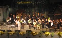 25 Vesel zakljucek koncerta