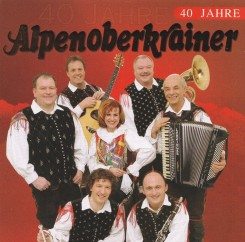 26 CD - 40 Jahre Alpenoberkrainer