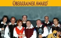 29 Alpenoberkrainer erhielten Preis Bestes Ensemble in Europa