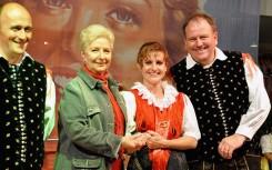 32 Franjo, Ivanka, Anita in Mihael
