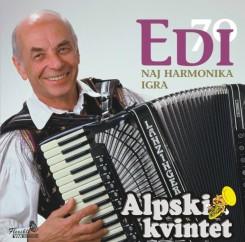 35 CD - Naj harmonika igra