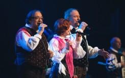 48 Vokaltrio Oto, Anita und Mihael