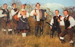 5 Alpski kvintet z Ivanko Krasevec