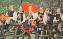 6 Alpski kvintet in Ivanka
